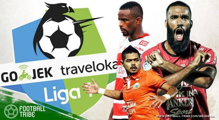 12 November 2017: Berakhirnya Liga 1 Musim Pertama
