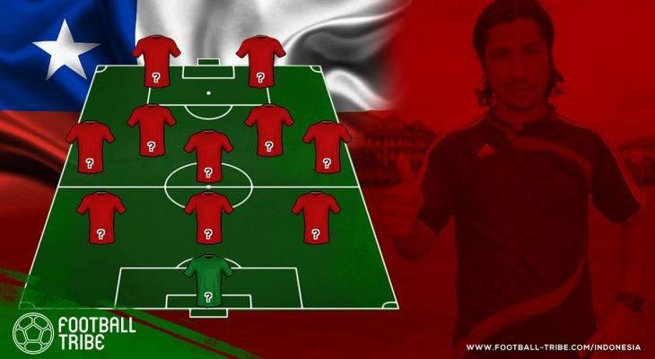 Sebelas Pemain Cile Terbaik di Liga Indonesia