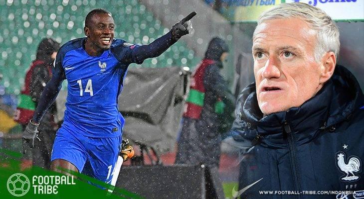 Gol Tunggal Blaise Matuidi Bawa Kemenangan Pertama Prancis di Bulgaria dalam 85 Tahun