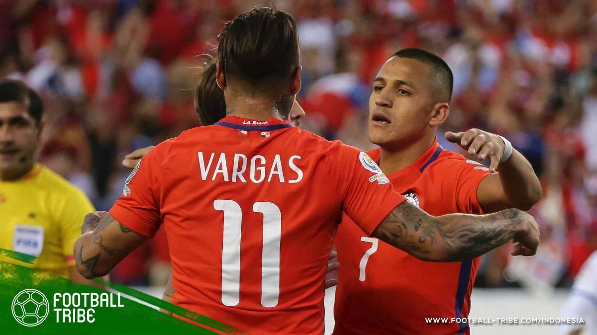 Alexis Sanchez Menjadi Pahlawan