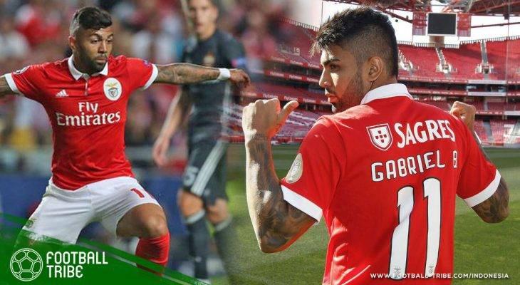 Peliknya Nasib Gabriel Barbosa di Benfica