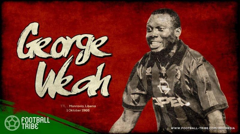 Mutiara Hitam George Weah