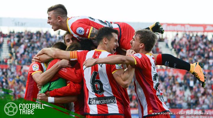 Sukses Comeback, Girona Ukir Kemenangan Bersejarah atas Real Madrid