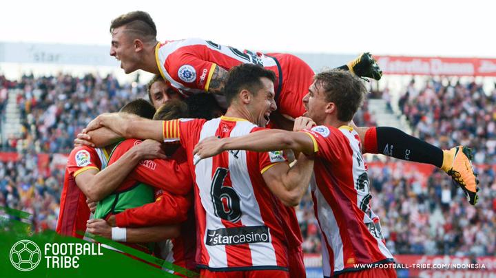 Girona patut berbangga atas kemenangan bersejarah