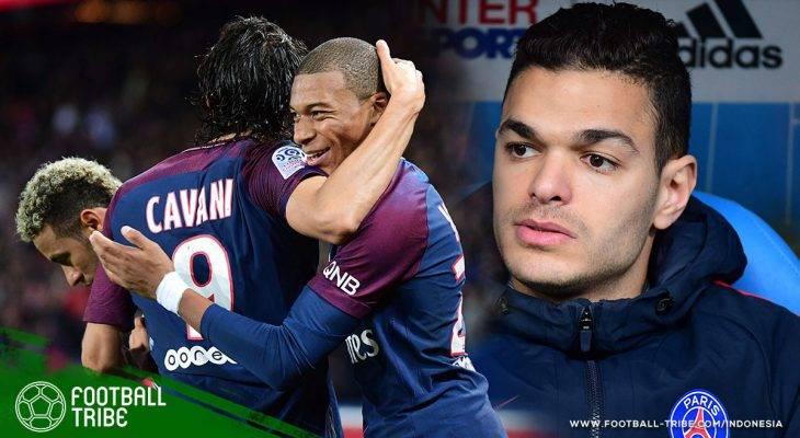Hatem Ben Arfa dan Tuntutan Hukum terhadap Paris Saint-Germain