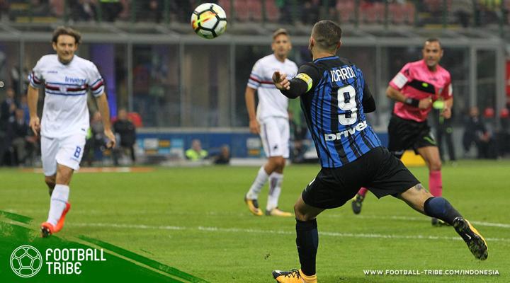 Internazionale Milano Rasakan Manisnya Pucuk Klasemen Liga Italia