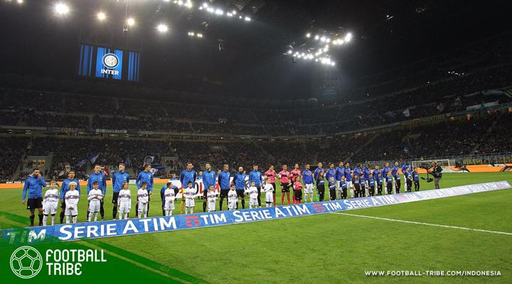 Mesranya Hubungan Internazionale Milano dan Sampdoria