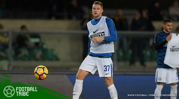Bagaimana Cara Internazionale Milano Memenangi Hati Milan Skriniar?