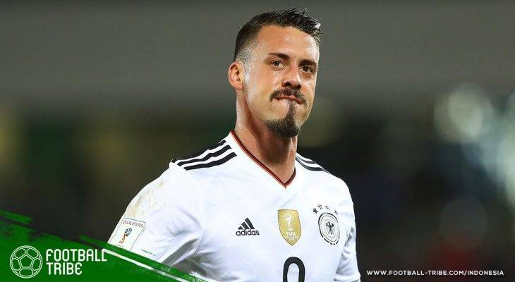 Rekor Sempurna Jerman dan Sandro Wagner