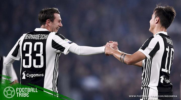Amuk Lini Serang Juventus Benamkan Perlawanan SPAL