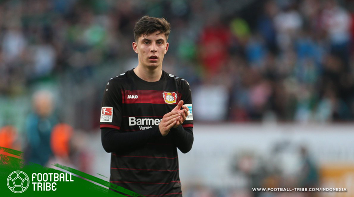 Kai Havertz, Calon Playmaker Masa Depan Jerman