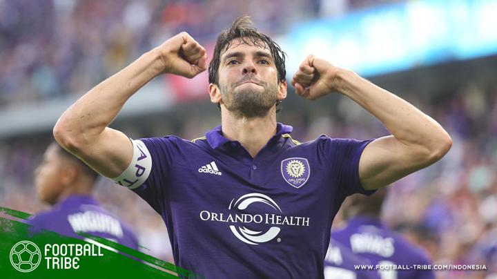 momen terbaik Kaká