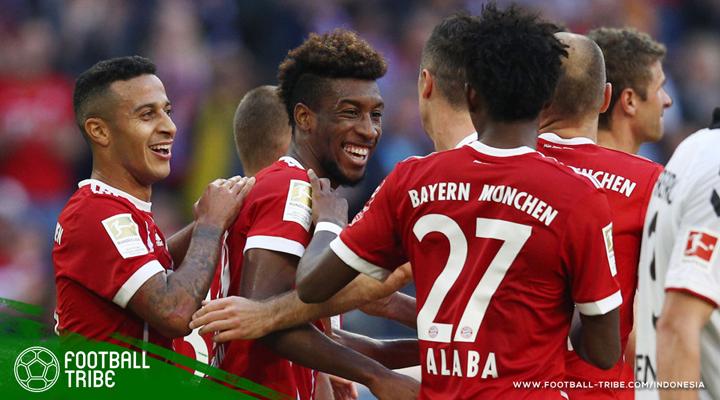 Pesta Bayern München dan Kembalinya Kingsley Coman ke Peran Protagonis