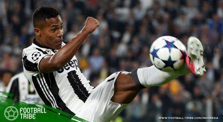 Bukti Cinta Juventus Untuk Alex Sandro
