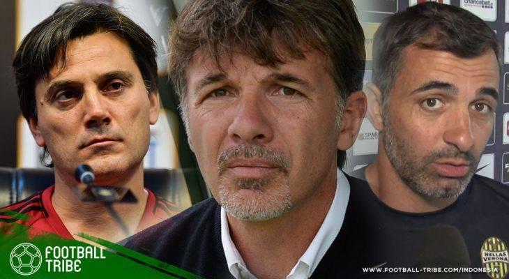 Lima Pelatih yang Terancam Pemecatan Dini di Serie A 2017/2018