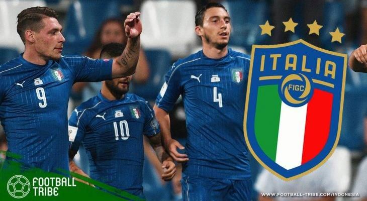Elegannya Logo Baru FIGC