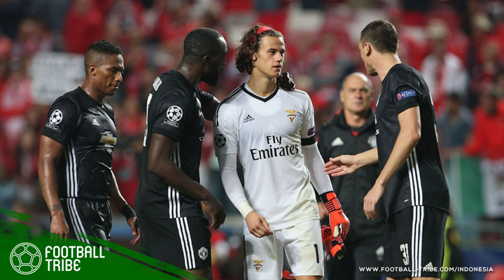 Benfica vs Manchester United: Ingatlah Hari Ini, Mile Svilar!