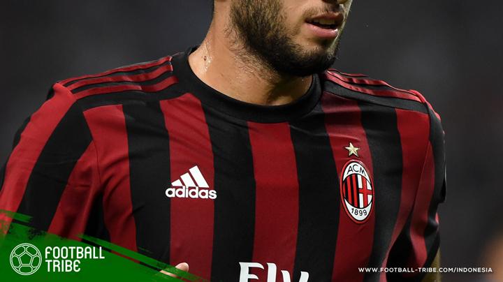 Kerja sama antara AC Milan dan adidas
