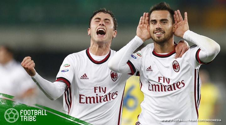 Daya Magis Suso Angkat AC Milan dari Tren Negatif
