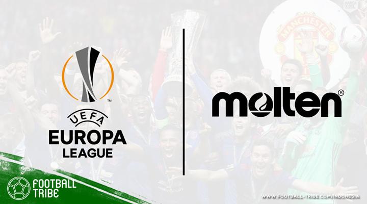 Molten: Sponsor Baru Liga Europa