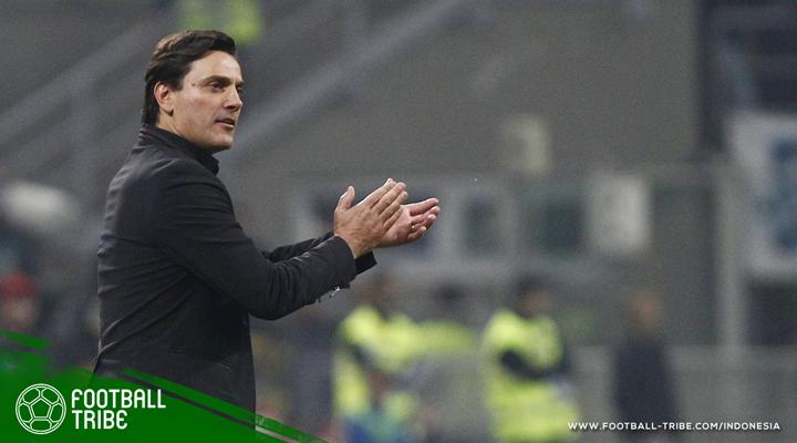 Sikap Optimis Vincenzo Montella Terkait Masa Depan AC Milan