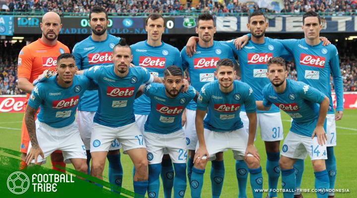 Melihat Cara Maurizio Sarri dan Napoli Bekerja