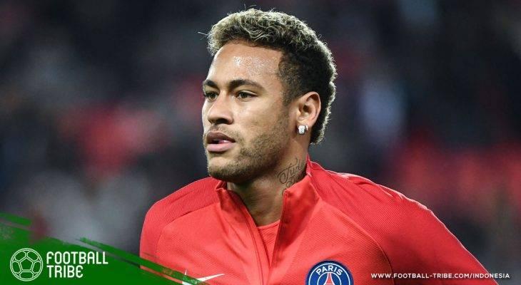 Tak Kunjung Dapat Bonus, Neymar Minta UEFA Tendang Barcelona dari Liga Champions