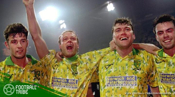 19 Oktober 1993: Ketika Norwich City Kalahkan FC Bayern München