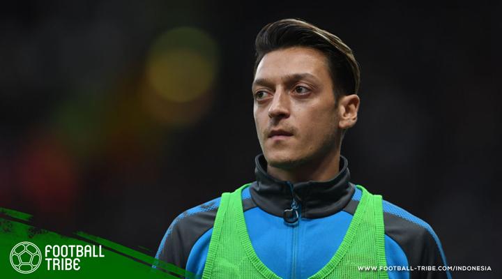 Melepas Mesut Özil: Mudah Tapi Terasa Tidak Mudah