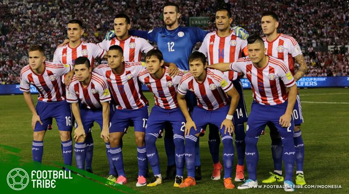 Paraguay yang Kembali Tertidur Panjang