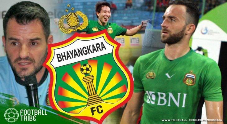 Paspor Baru Ilija Spasojevic dan Semangat Baru Bhayangkara FC