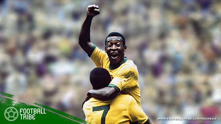 Abadinya Cerita Kehebatan Bocah Ajaib Bernama Pelé Football Tribe