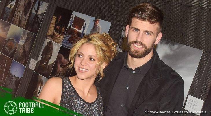 Gerard Pique: Diisukan Pisah Tak Hanya dengan Spanyol, tapi Juga Shakira