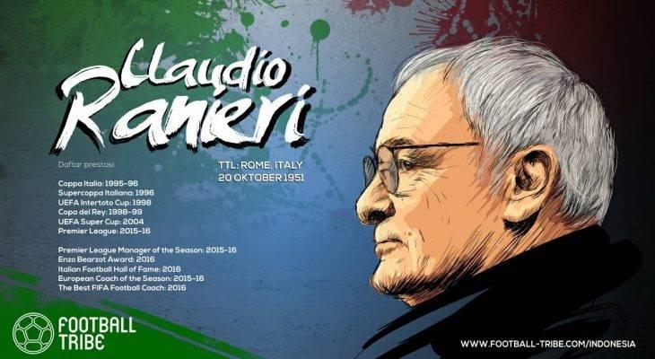 Belajar Kesederhanaan yang Paripurna dari Claudio Ranieri