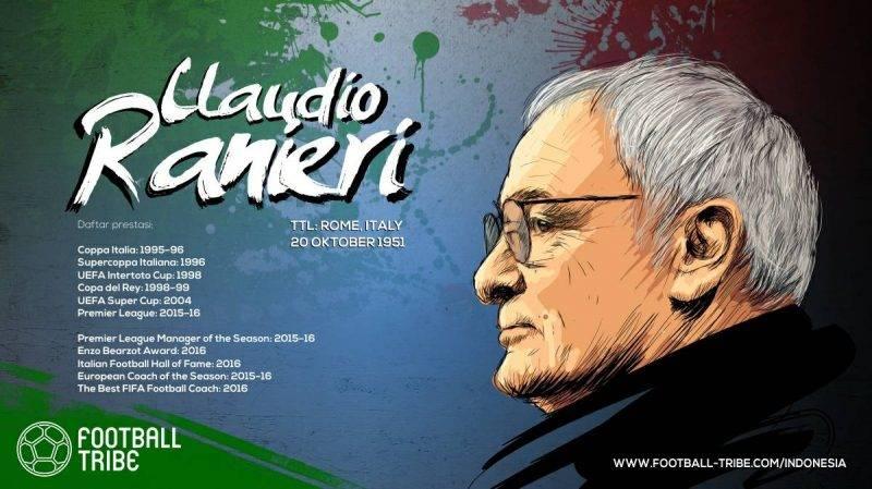 Ranieri adalah representasi pria sederhana