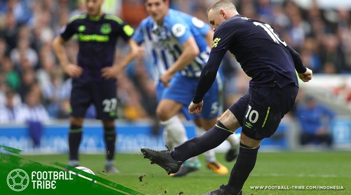 Ketika Wayne Rooney Kembali ke Tahun 2008…