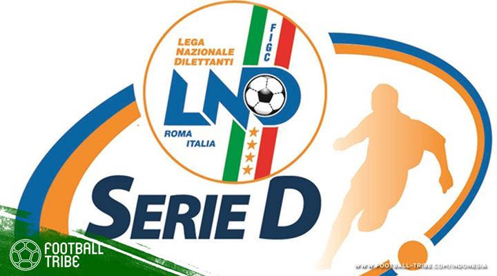 Pemain Serie D Italia Ini Dihukum karena Buang Air Kecil di Hadapan Suporter Lawan