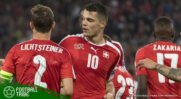 Pertahankan Rekor 100 Persen, Swiss Tantang Portugal di Laga Terakhir