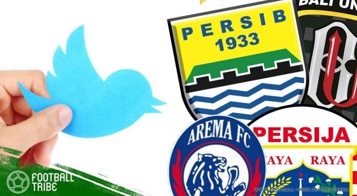 Serba-serbi Keseruan Liga Indonesia di Media Sosial Twitter