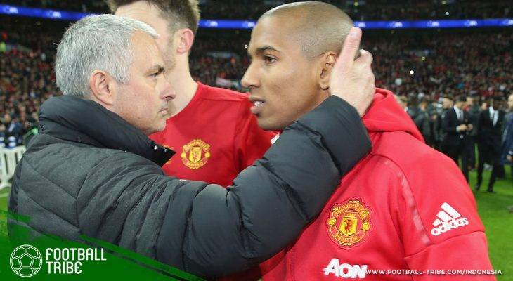 Transformasi Antonio Valencia dan Ashley Young: Wujud Ofensif Jose Mourinho