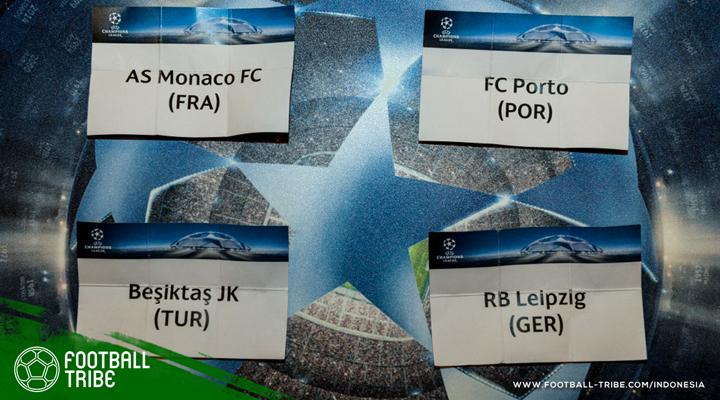 AS Monaco yang Kembali Jadi Pecundang dan Pembuktian RB Leipzig