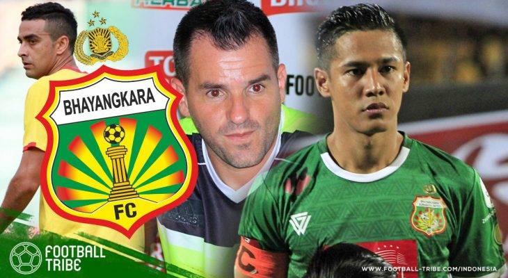 Ujung Mimpi Bhayangkara FC