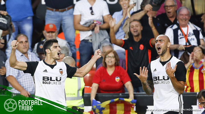 Rekor Impresif Valencia, 21 Gol dalam Lima Pertandingan Terakhir