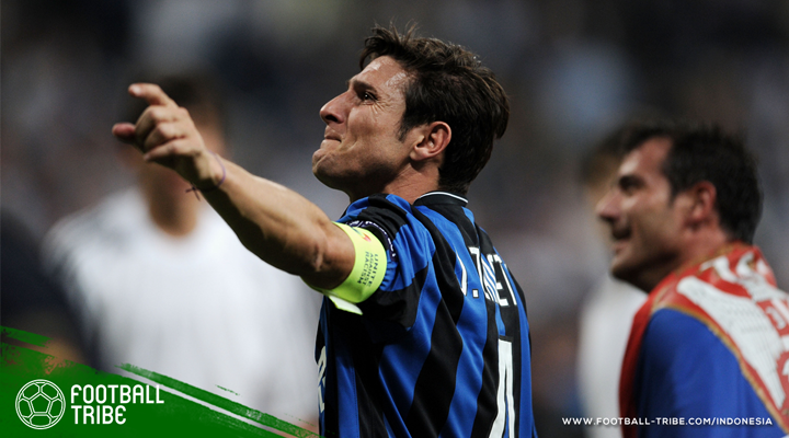Javier Zanetti: Internazionale Milano adalah Hidup Saya