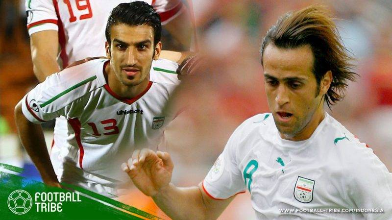 Karimi adalah legenda di Iran