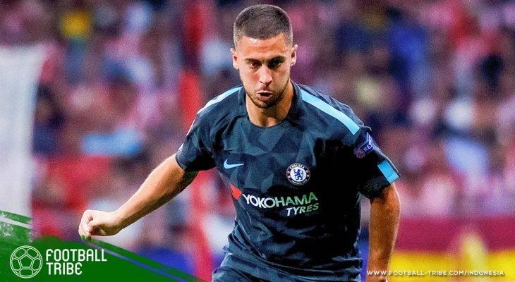 Kontrak Baru Eden Hazard: Bukti Ambisi Chelsea?