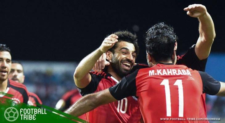 Fir'aun Baru yang Bernama Mohamed Salah