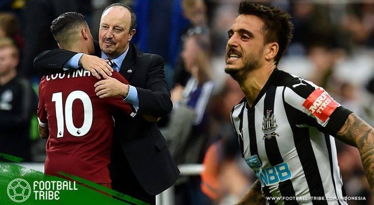 Rafael Benitez: Mantan yang Sulit Dikalahkan Liverpool