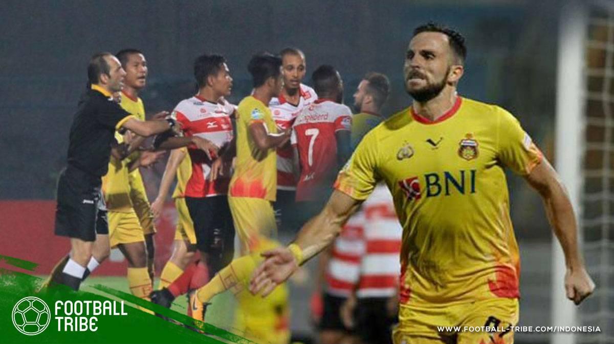 Bhayangkara FC keluar sebagai kampiun