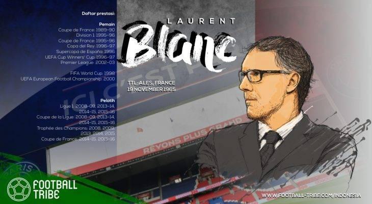 Laurent Blanc, Presiden di Dalam dan Luar Lapangan